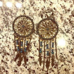 Jewelry - Dream Catcher Earrings